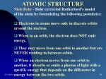 atomic structure38