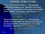atomic structure47