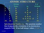 atomic structure48