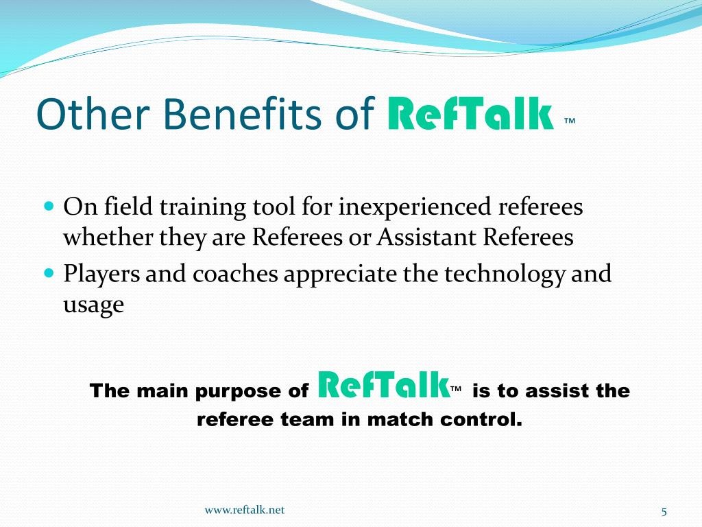 Other Benefits of