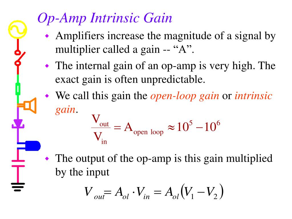 Op-Amp Intrinsic Gain
