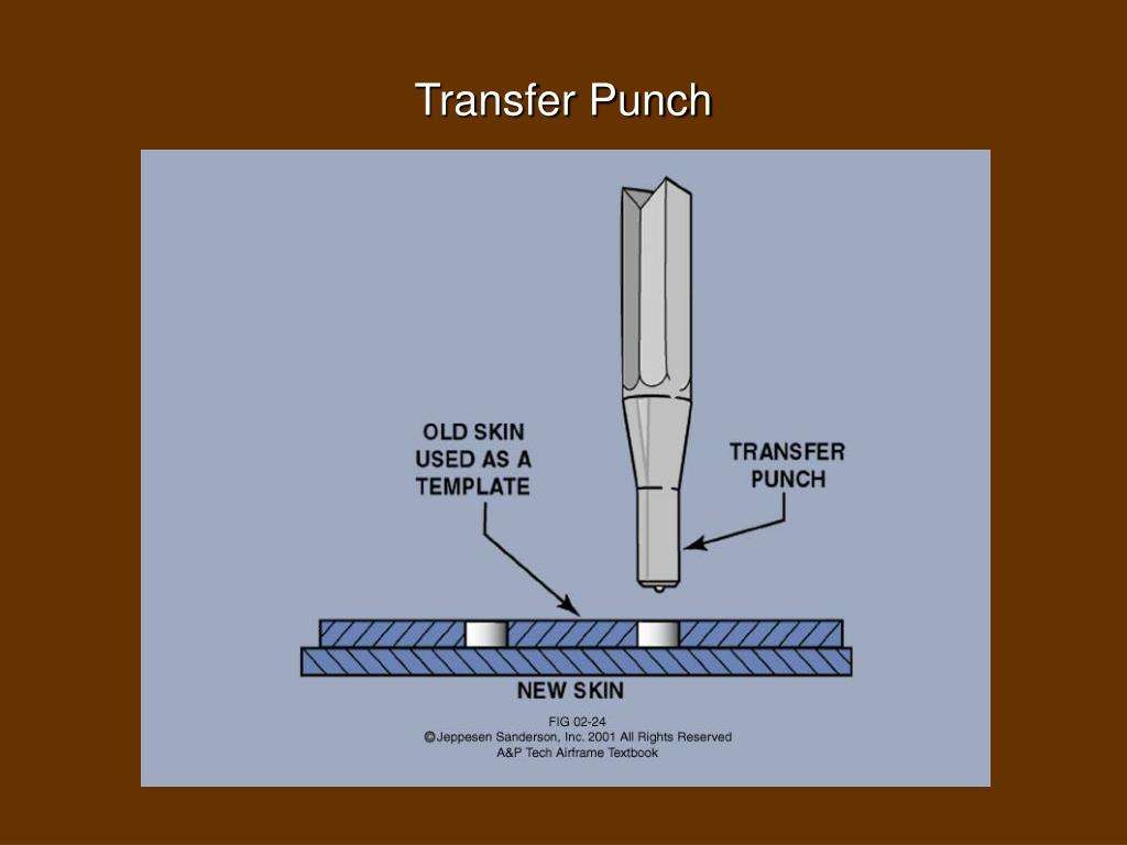 Transfer Punch