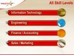 all skill levels