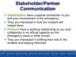 stakeholder partner communication45