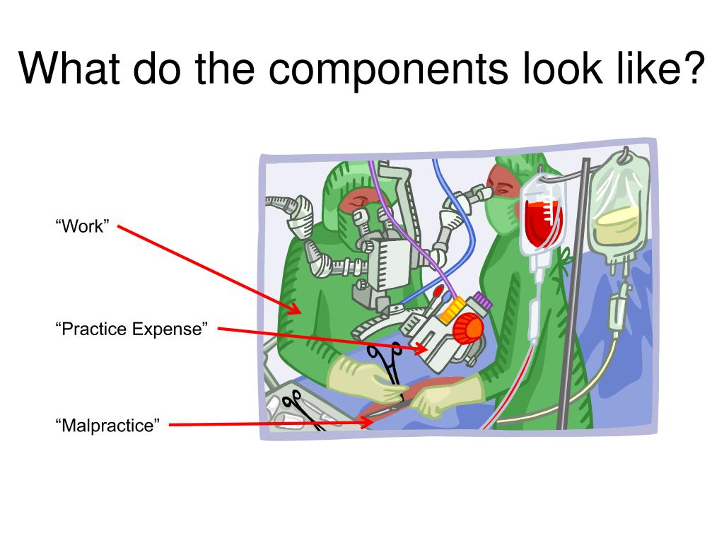 What do the components look like?