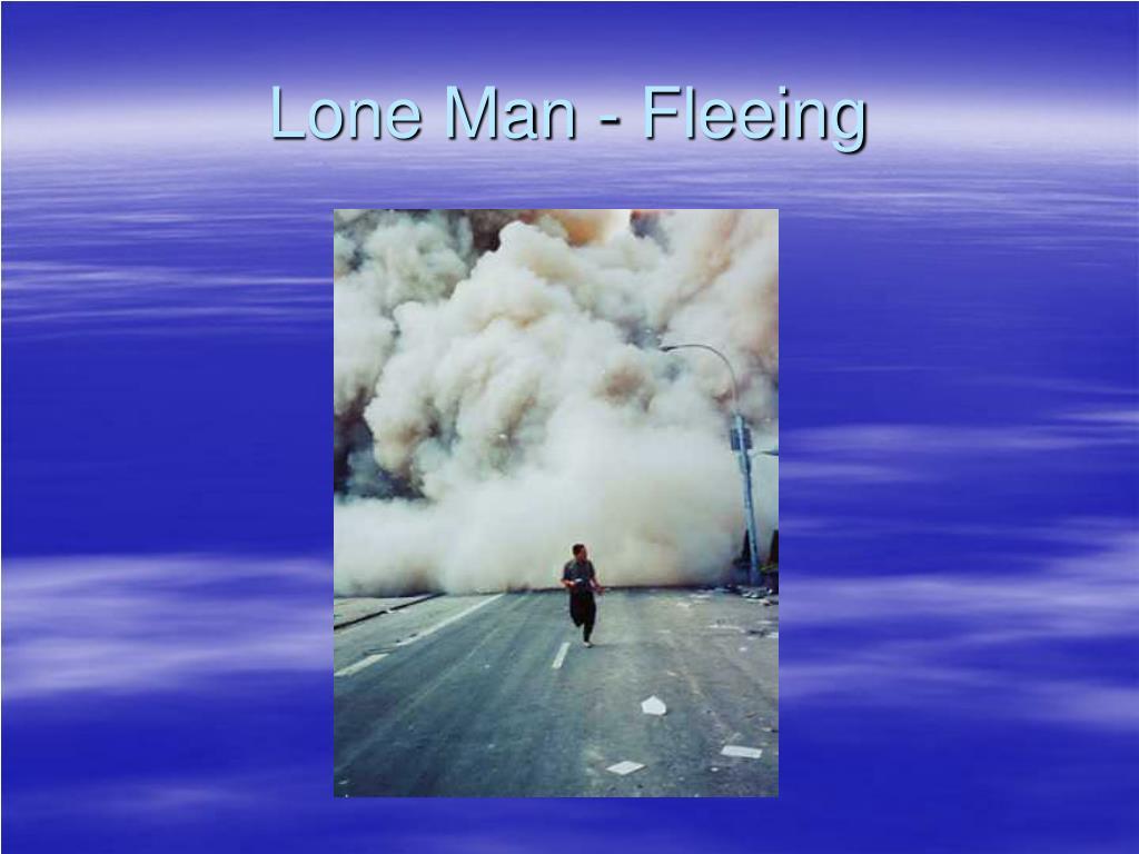 Lone Man - Fleeing