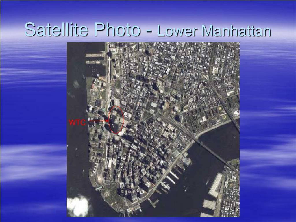 Satellite Photo -