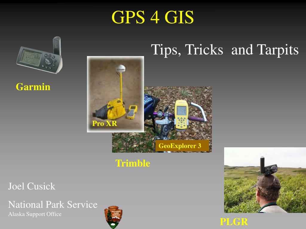 GPS 4 GIS