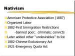 nativism37