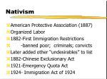 nativism38