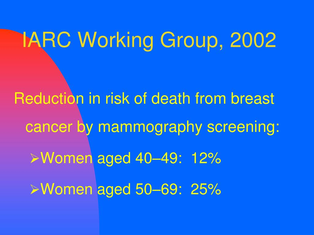 IARC Working Group, 2002