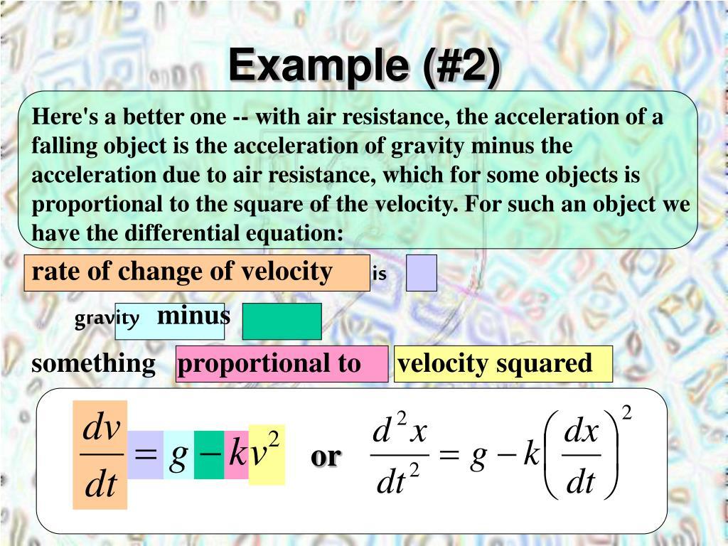 Example (#2)