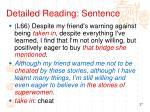detailed reading sentence10