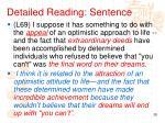 detailed reading sentence11