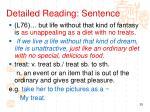 detailed reading sentence12