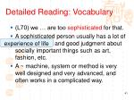 detailed reading vocabulary10