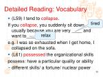detailed reading vocabulary8
