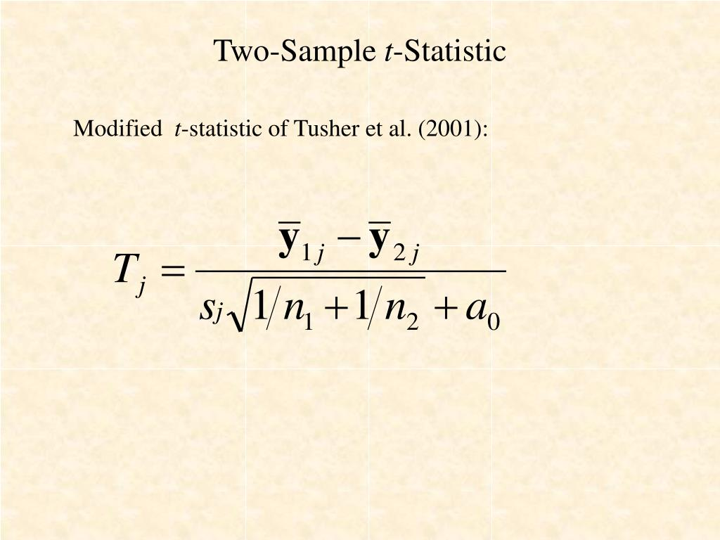 Two-Sample