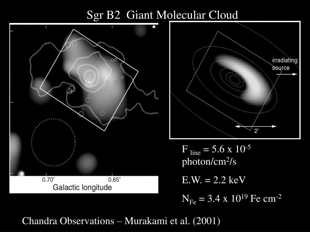 Sgr B2  Giant Molecular Cloud