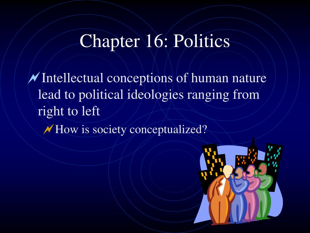 Chapter 16: Politics