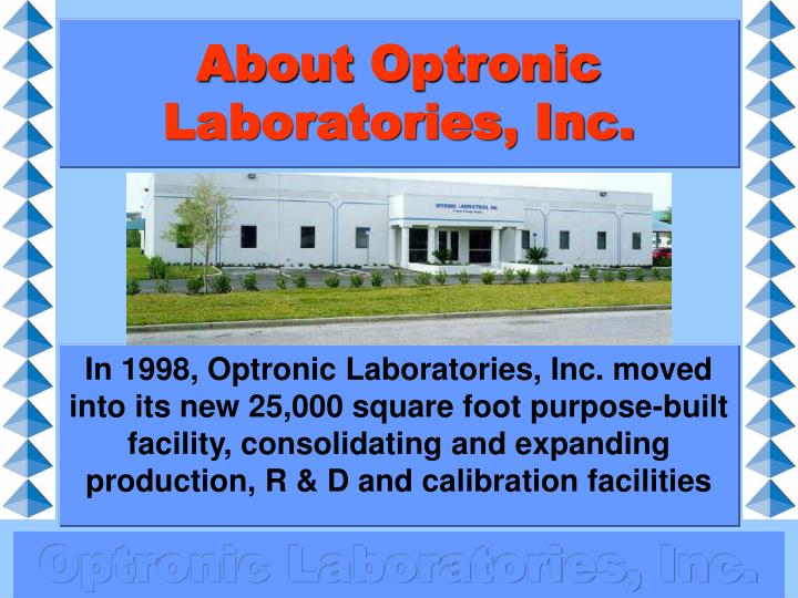 About optronic laboratories inc3