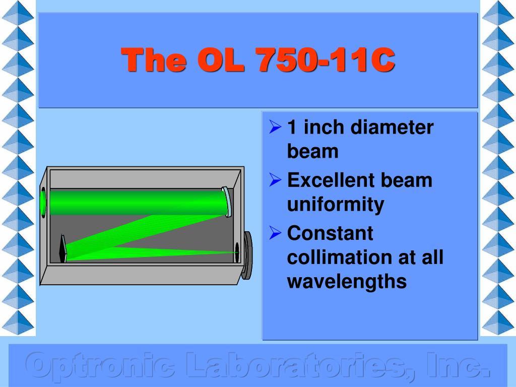 The OL 750-11C