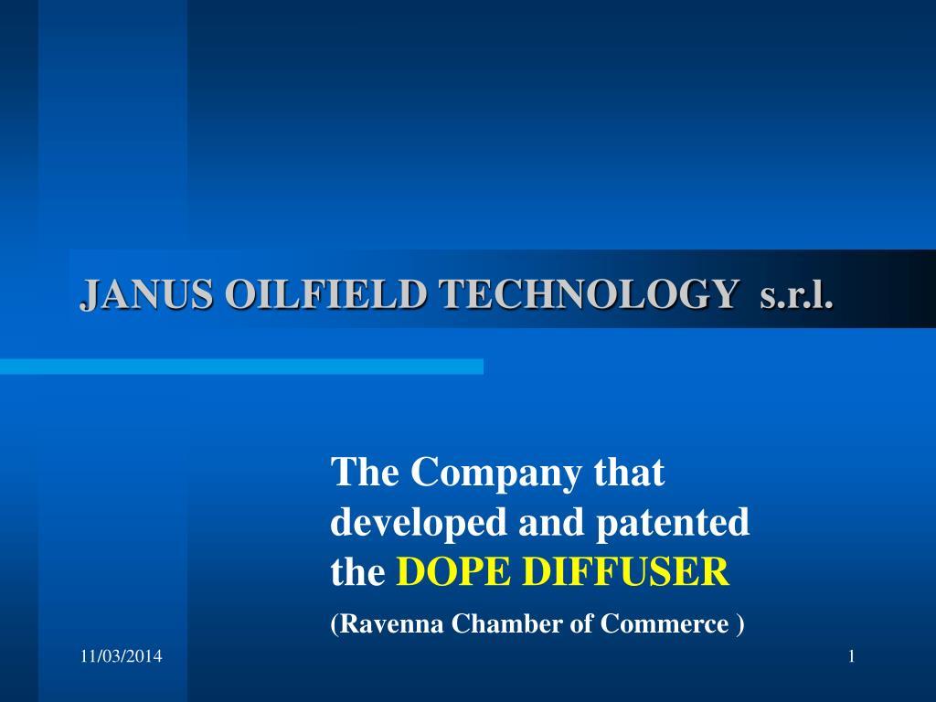 janus oilfield technology s r l l.
