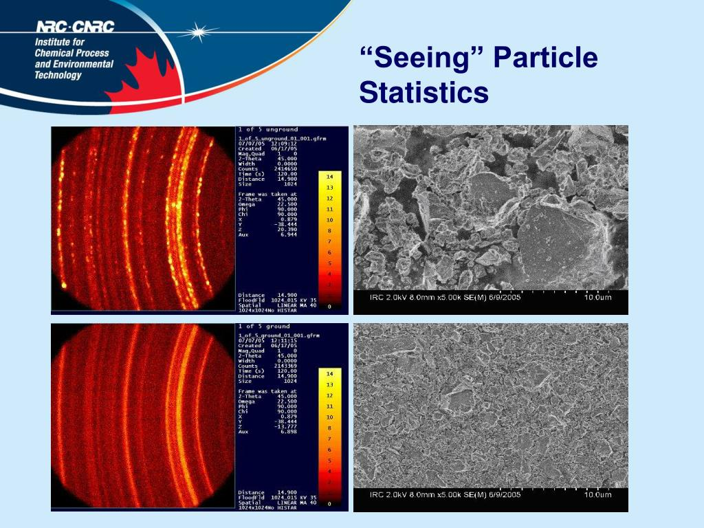 """""""Seeing"""" Particle Statistics"""