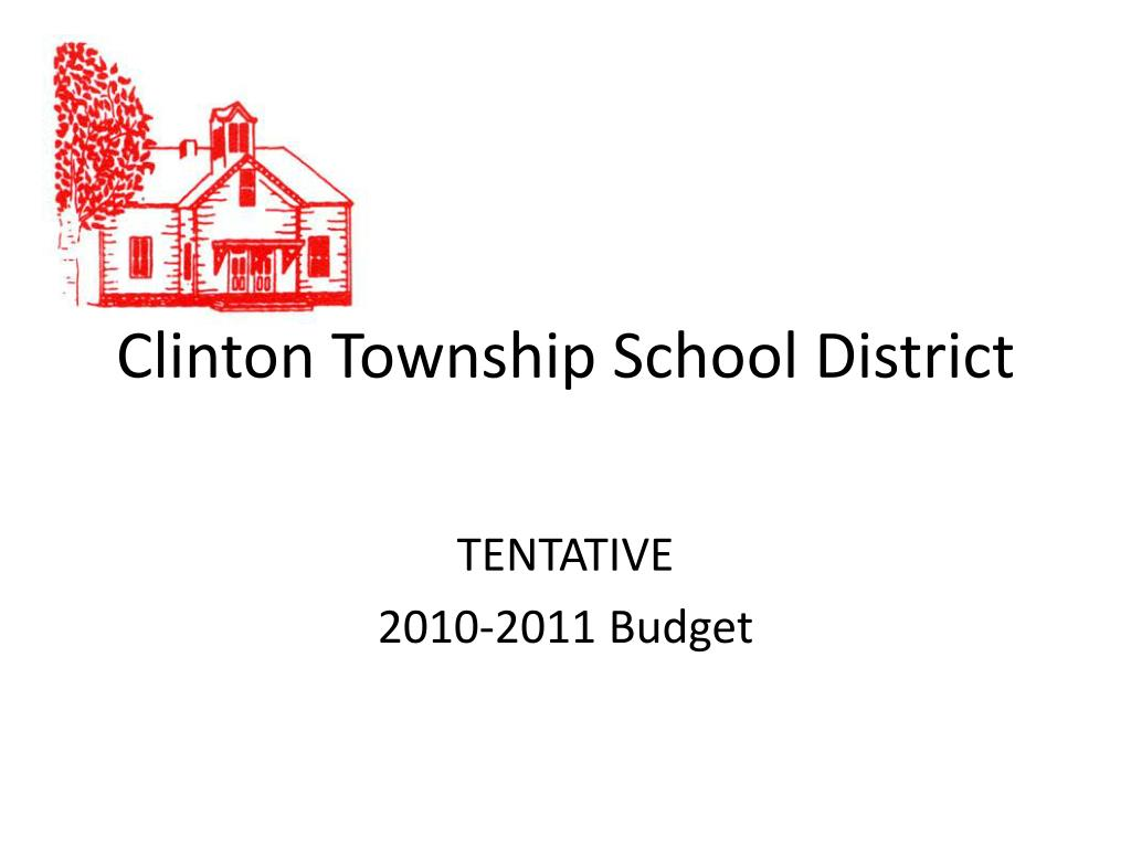 clinton township school district l.