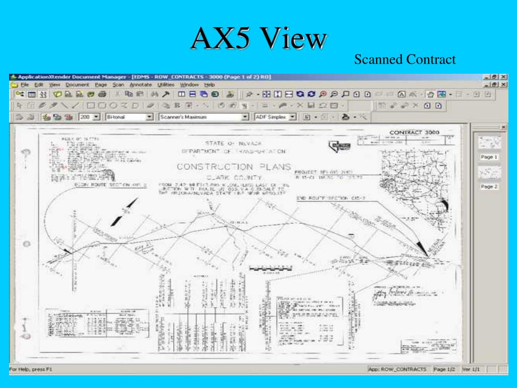 AX5 View