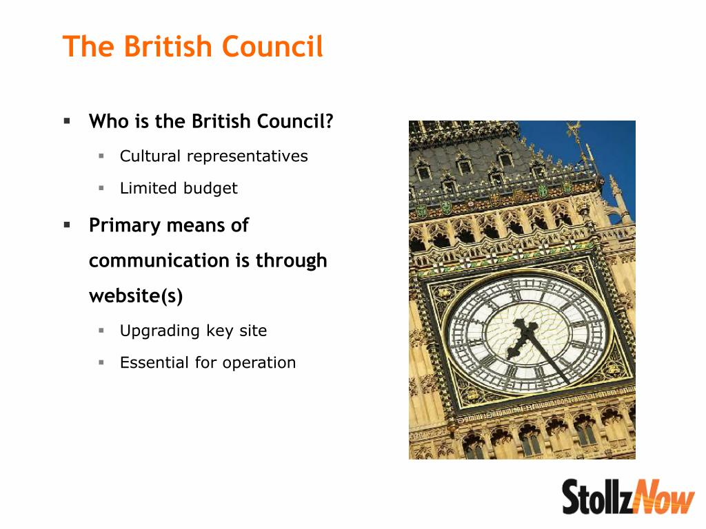 Who is the British Council?