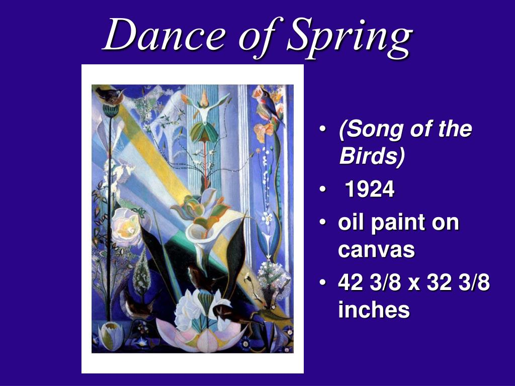 Dance of Spring