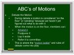 abc s of motions28