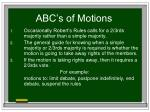 abc s of motions37