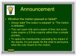 announcement71
