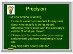 precision60