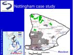 nottingham case study