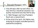 1 ronald reagan 184