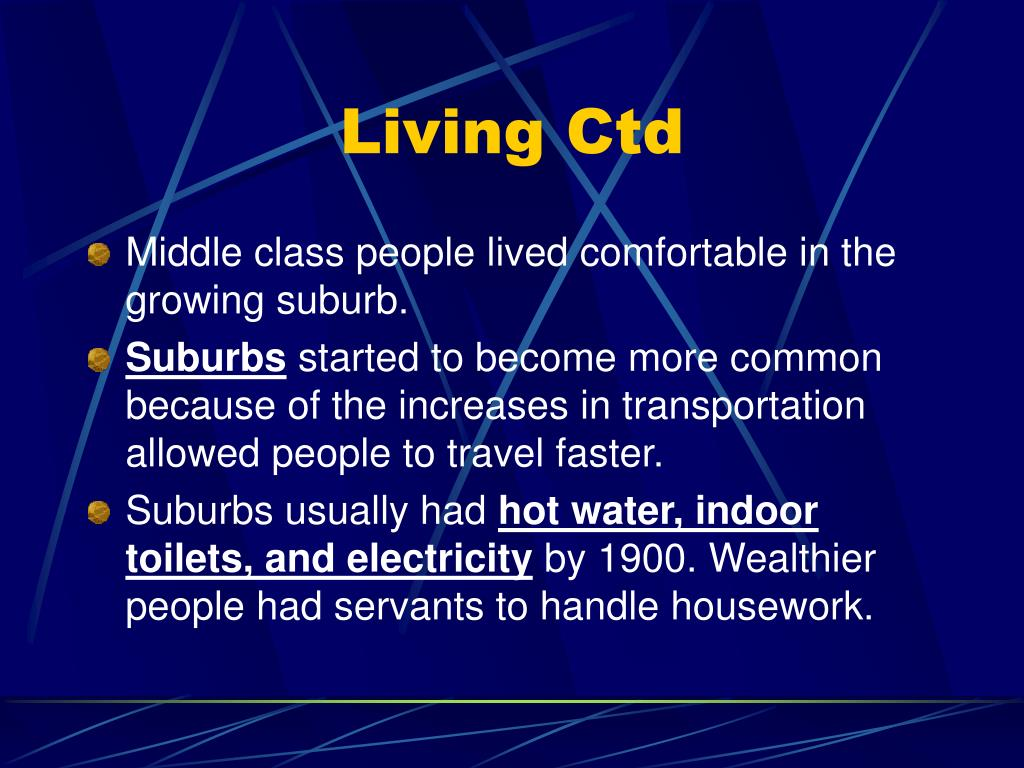 Living Ctd