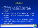 dilution15