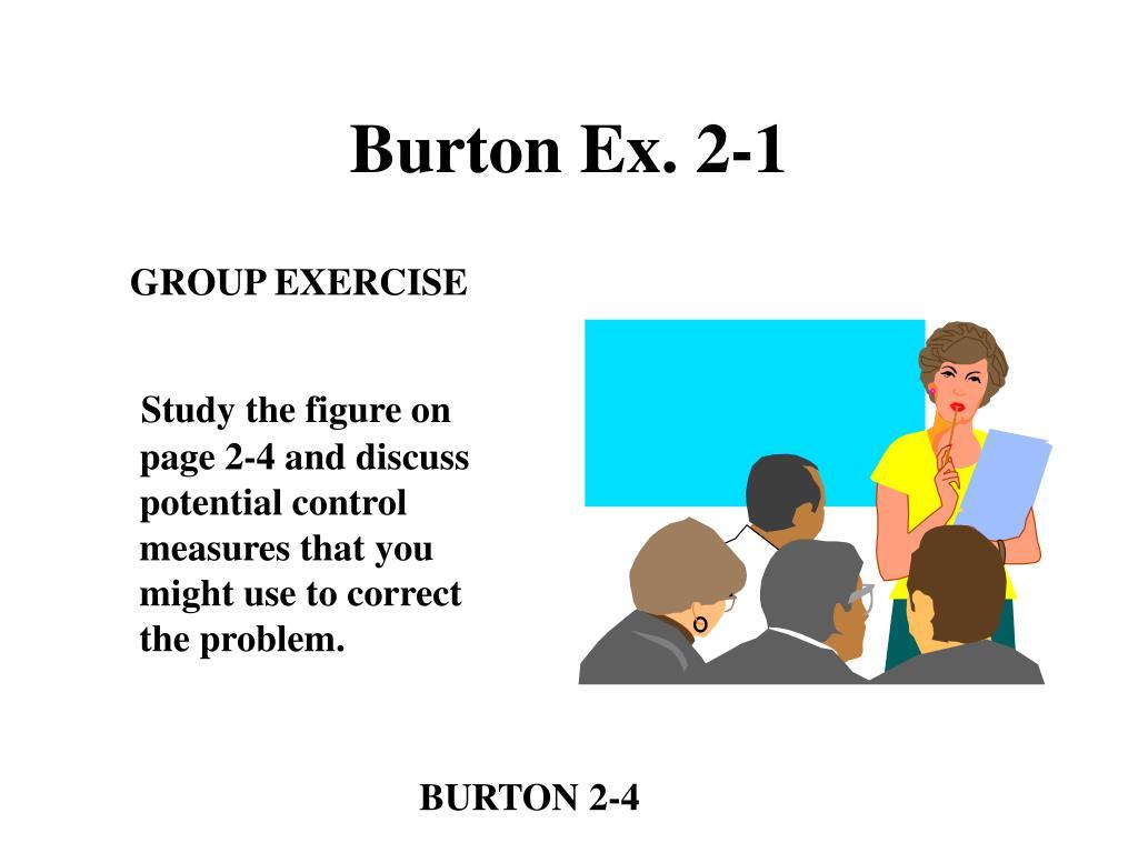 Burton Ex. 2-1