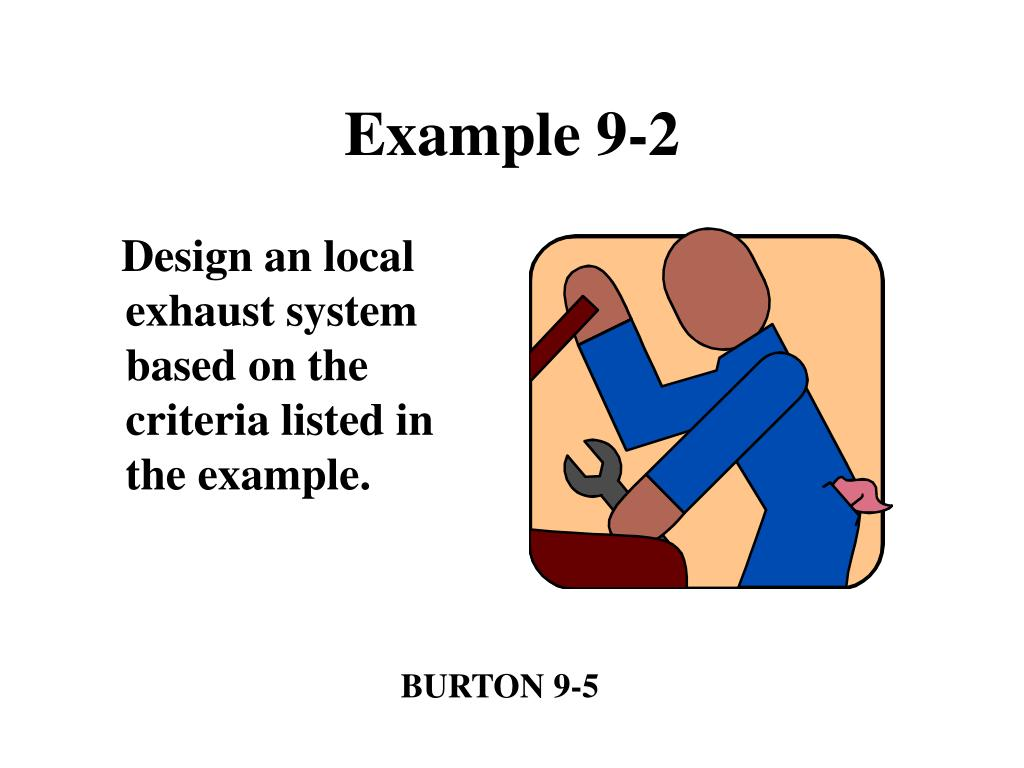Example 9-2