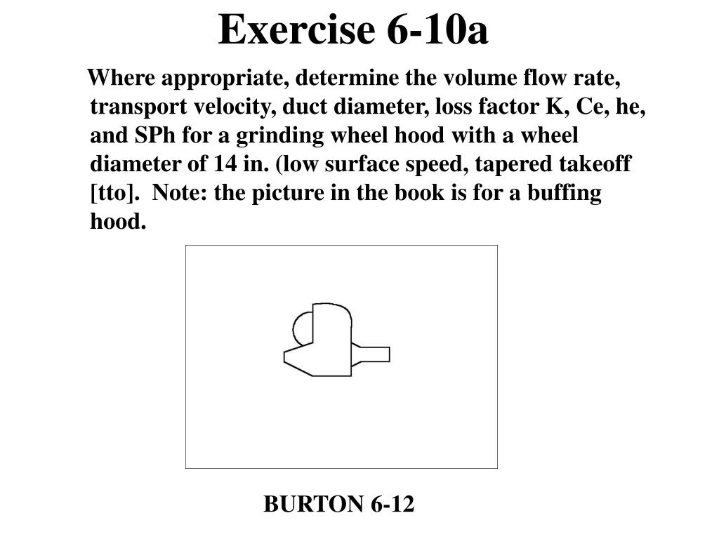 Exercise 6-10a