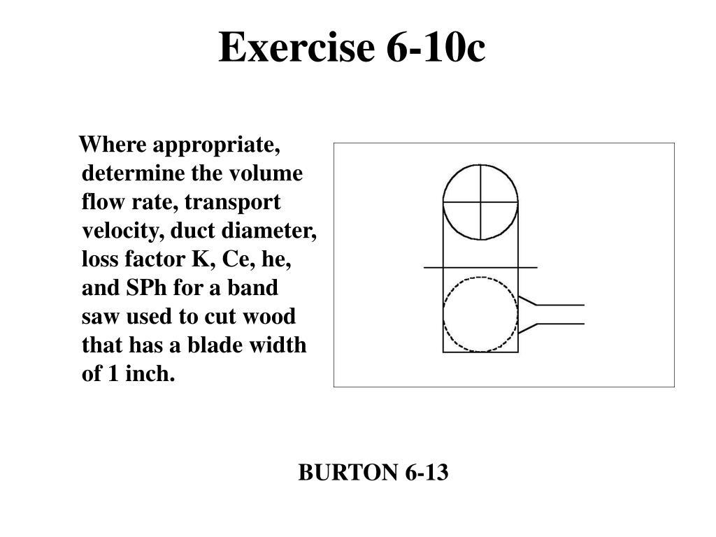 Exercise 6-10c