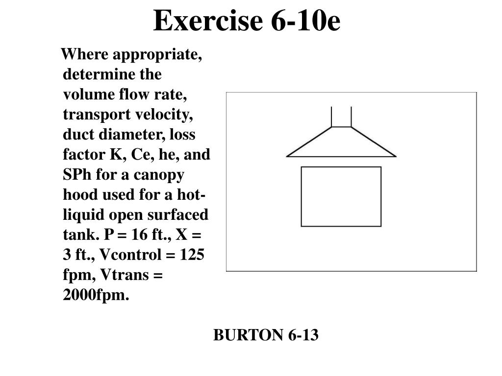 Exercise 6-10e
