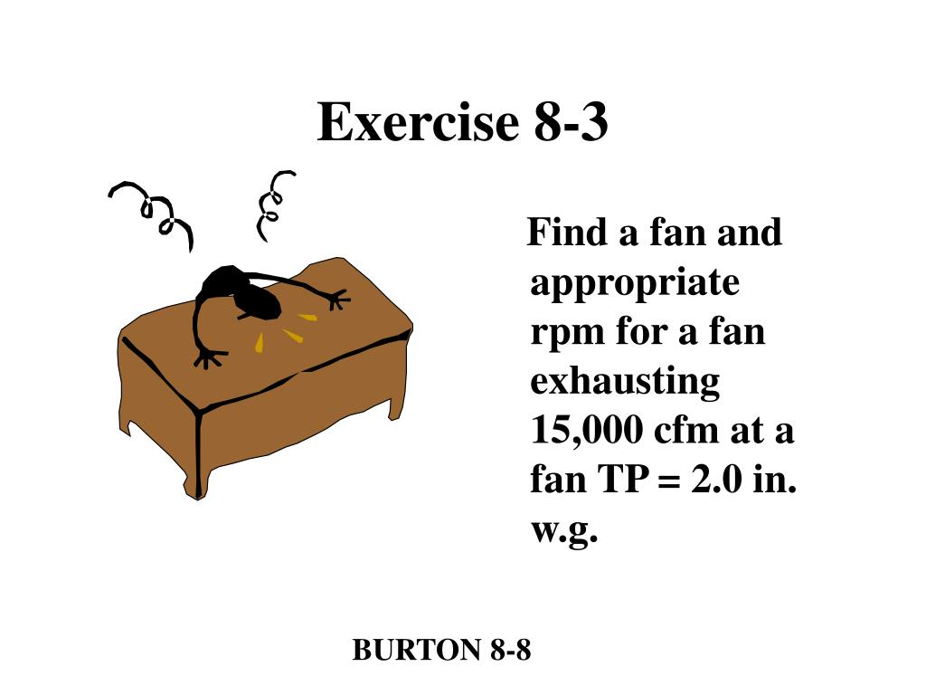 Exercise 8-3