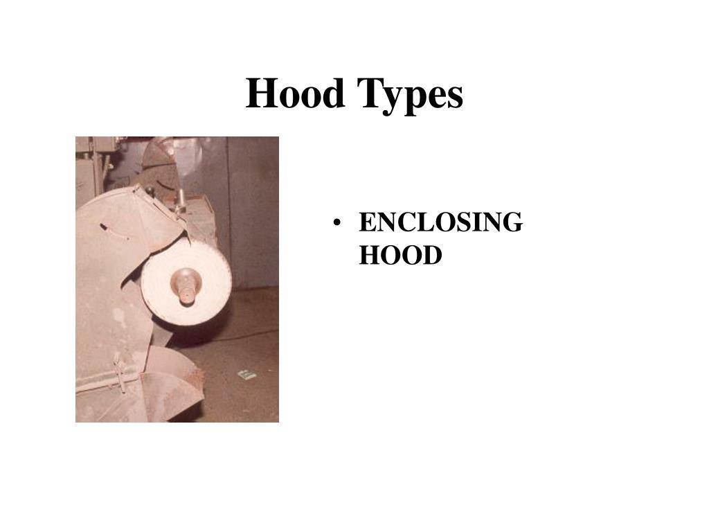 Hood Types