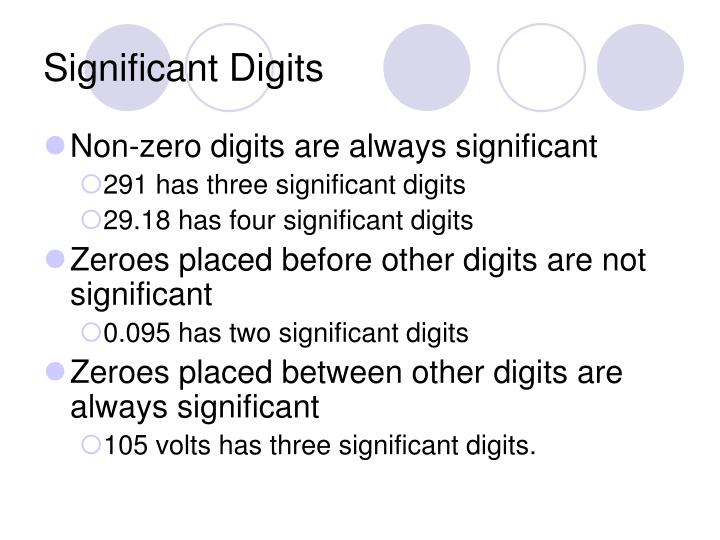 significant digits n.