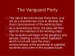 the vanguard party38