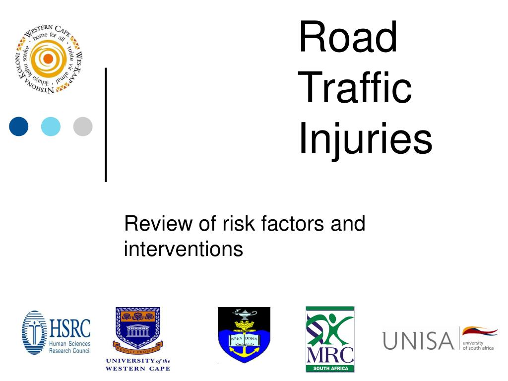 road traffic injuries l.